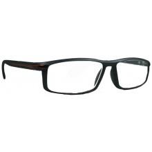 Läsglasögon Cortona Svart Matt Koppar