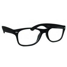 Läsglasögon Bella svart Matt