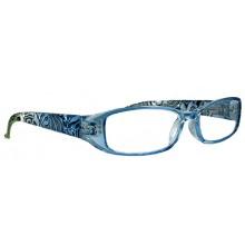 Läsglasögon Naxos Blå