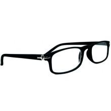 Läsglasögon Monza svart