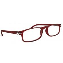 Läsglasögon Monza Röd