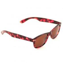 Sol/läsglasögon Nice bruna linser (utgående färgkombination)