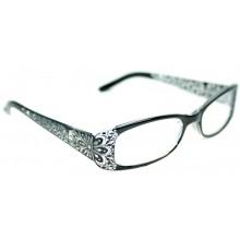 Läsglasögon Staletti svart